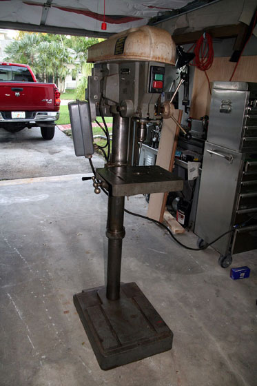 11 27 09 rockwell drill press 02 full height from left