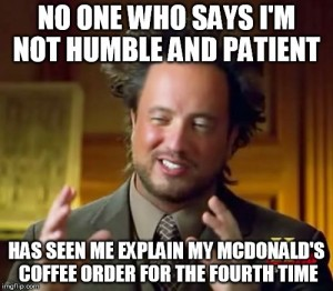 humble mcdonalds coffee